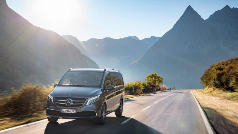 Mercedes-Benz Clasa V facelift – motor diesel de 239 CP, transmisie automată și 4Matic