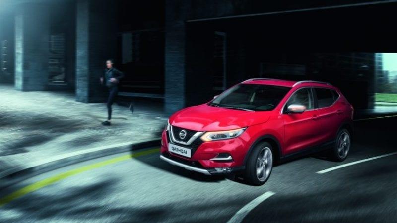 Nissan lansează o ediție specială pentru Qashqai