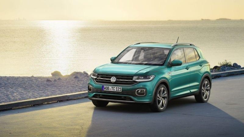 Volkswagen T-Cross poate fi comandat în România de la 16.370 de euro