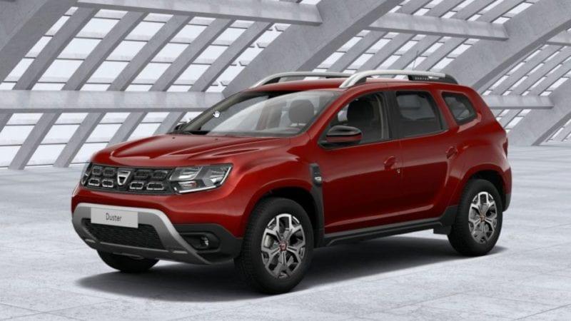 Dacia pregătește o ediție specială pentru Duster