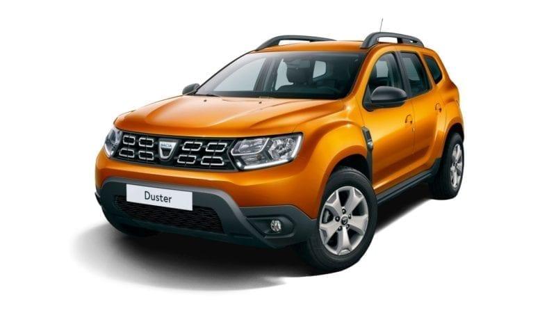 Producție în ianuarie în cadrul fabricii de la Mioveni. Dacia Duster a fost asamblat în 2.5442 de unitățo