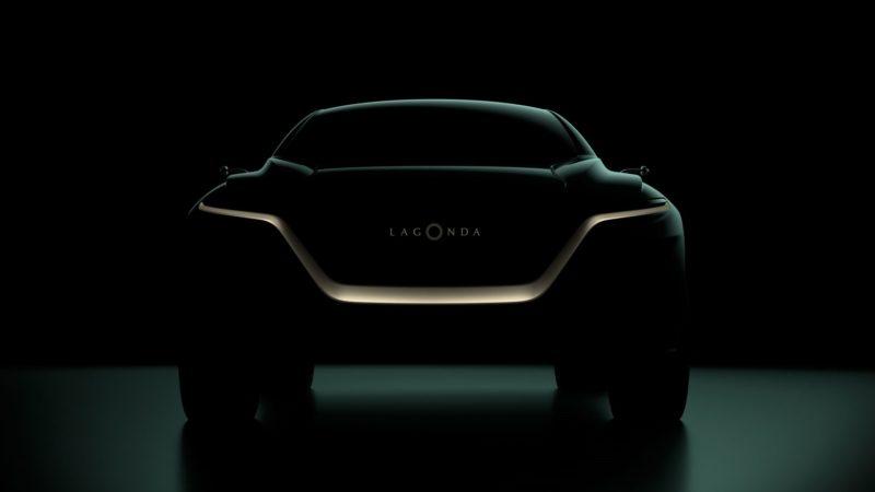 Teaser foto cu viitorul Lagonda All-Terrain, conceptul care anunță primul model al brandului britanic