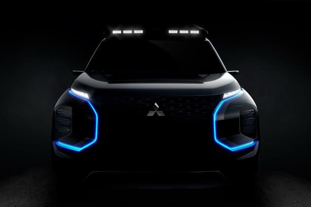 Conceptul electric Mitsubishi Engelberg Tourer vine la Geneva
