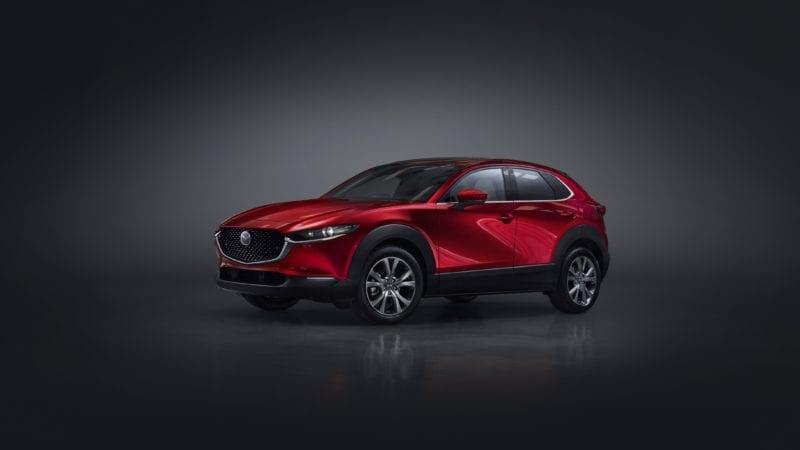 Mazda a prezentat noul SUV CX-30, fratele mai mic al lui CX-5