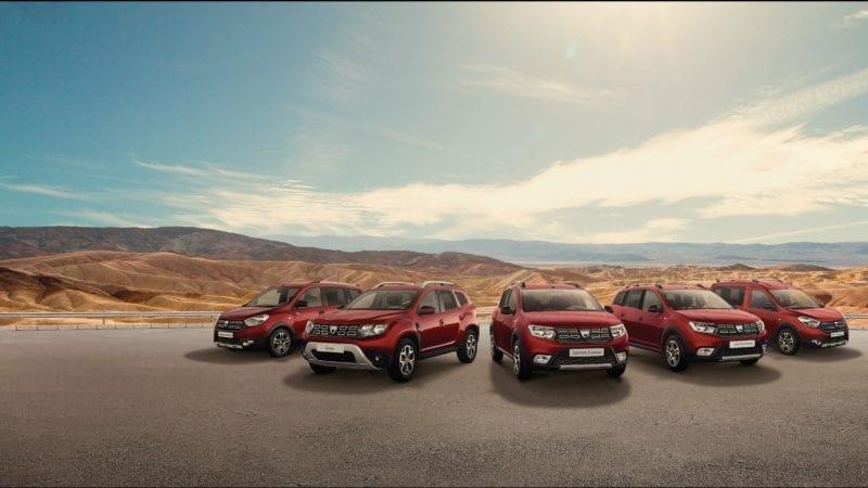 Dacia a lansat ediția limitată Ultimate pentru Duster și modelele din gama Stepway
