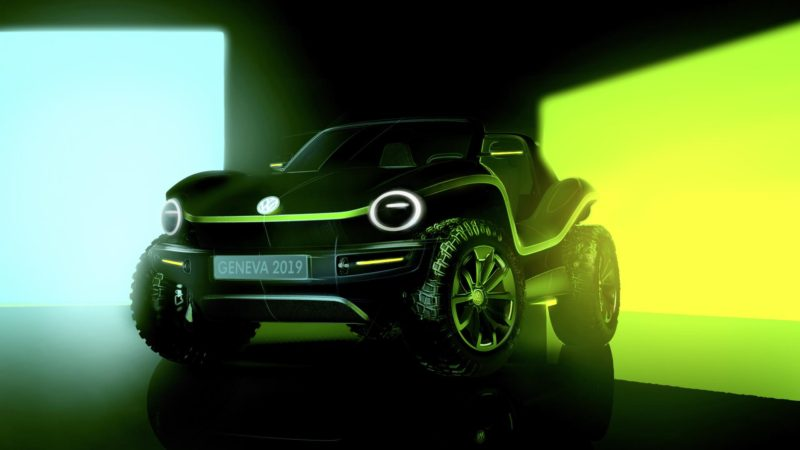 Volkswagen ID Buggy ajunge la Geneva în versiune electrică