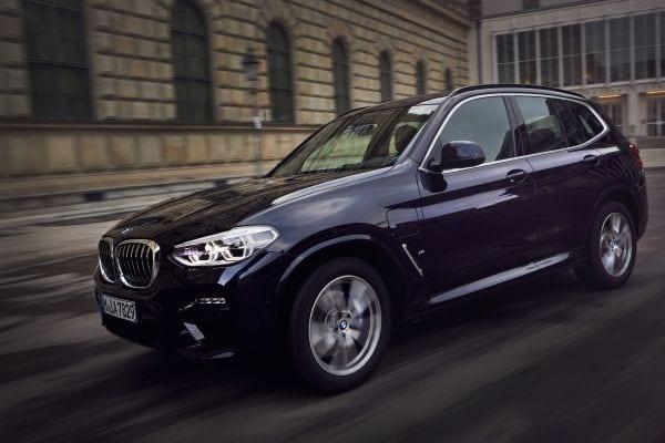 BMW a prezentat versiunea plug-in hybrid a SUV-ului X3