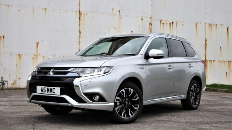 Mitsubishi Outlander PHEV a fost cel mai vândut plug-in hybrid din Europa în 2018