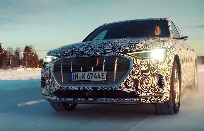 Primul teaser video cu viitorul Audi e-tron Sportback