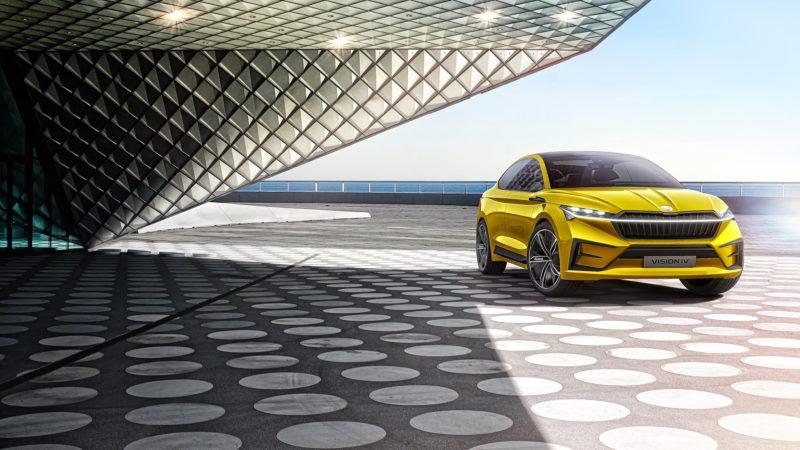Informații despre versiunea de serie a SUV-ului electric Skoda derivat din conceptul Vision iV