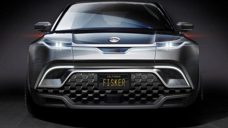 Primele teaser cu viitorul SUV electric pregătit de Fisker