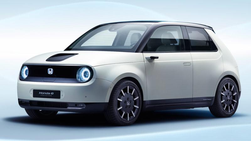 Viitorul model electric Honda e va avea o baterie de 35.5 kWh