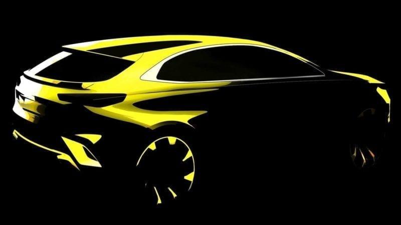 SUV-ul Kia Xceed va fi lansat în septembrie și va avea versiune PHEV