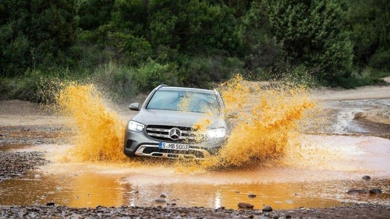 Mercedes-Benz a prezentat GLC facelift