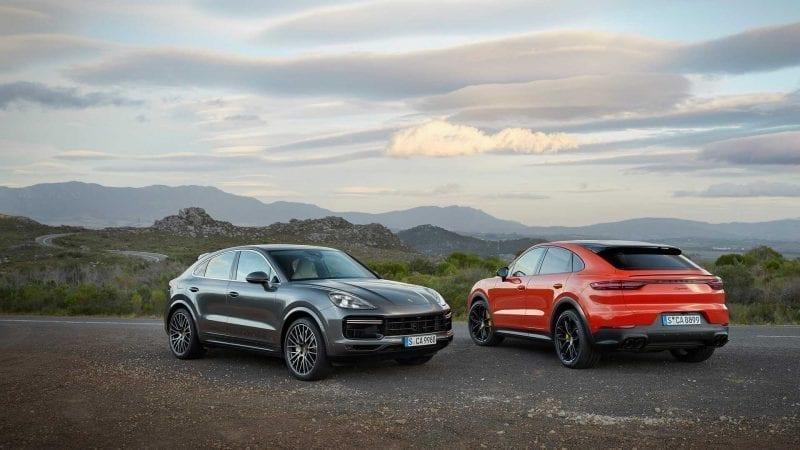 Porsche a prezentat noul Cayenne Coupe