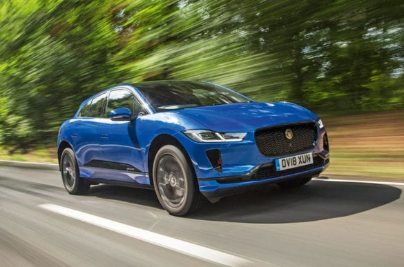 SUV-ul electric Jaguar I-Pace a fost numit World Car of the Year 2019