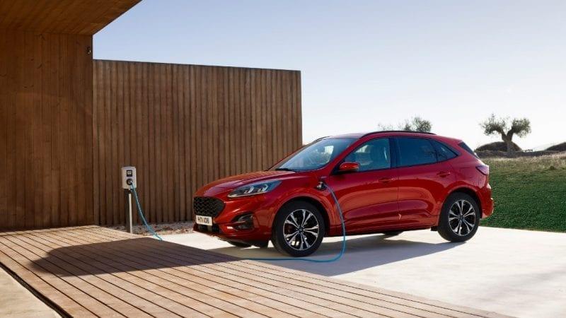 Ford a prezentat noua generație Kuga