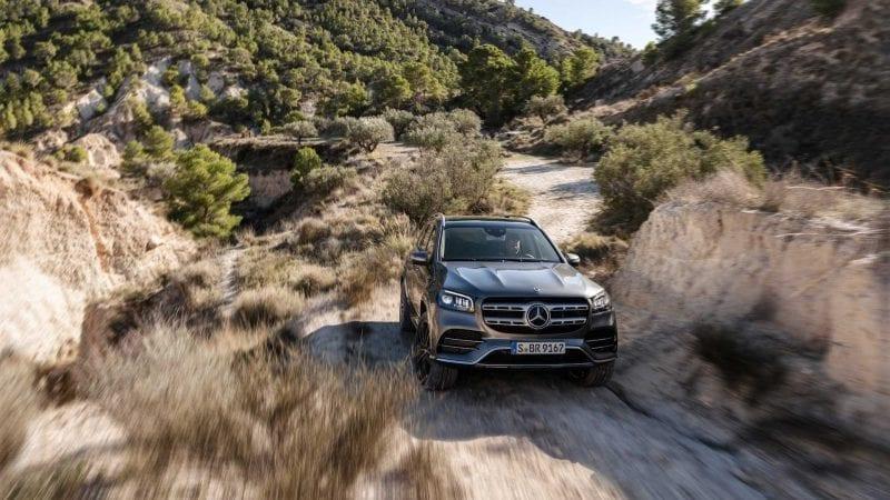 Mercedes-Benz GLS a primit o nouă generație