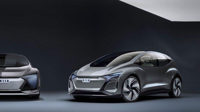 Audi AI:ME, prototipul electric al unui hatchback electric a fost prezentat la Shanghai
