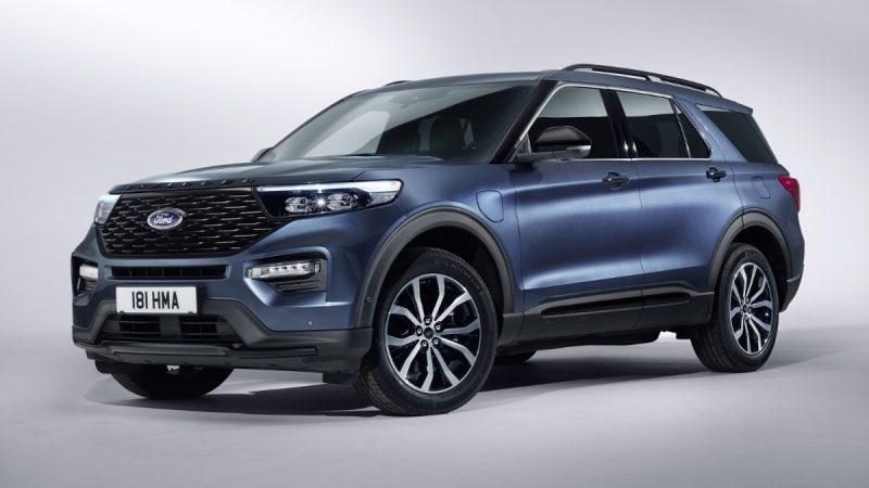 Ford aduce în Europa SUV-ul Explorer. Modelul va fi oferit doar în variantă PHEV