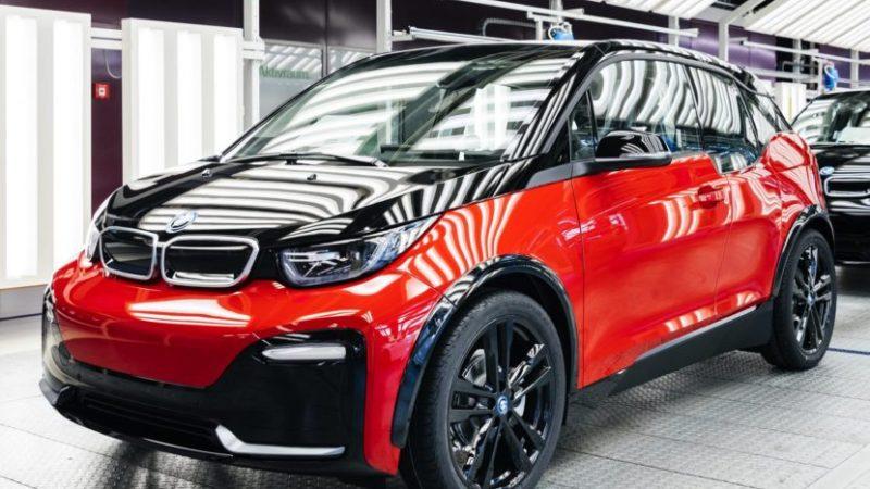 BMW a produs 150.000 de exemplare i3 la uzina din Leipzig