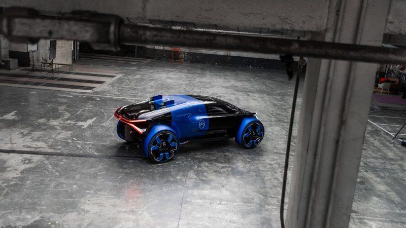 Citroen a prezentat conceptul electric și autonom 19_19