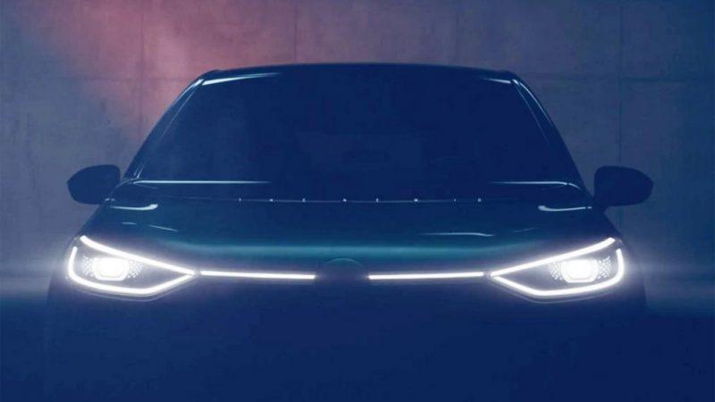 Volkswagen a publicat un teaser video cu viitorul hatchback electric ID