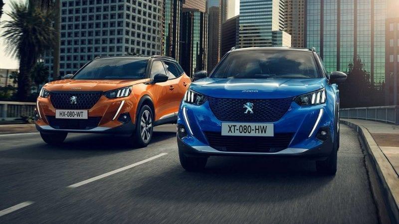Peugeot a prezentat noul SUV 2008. Modelul francez va avea și variantă electrică