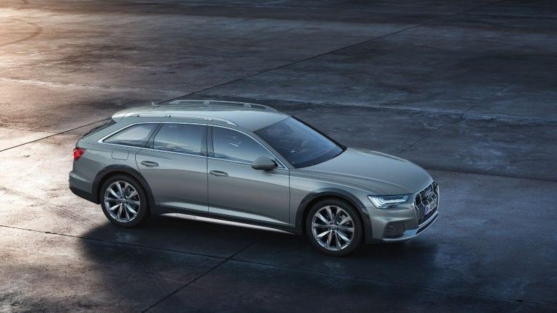 Audi prezintă noua generație A6 Allroad