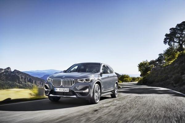 BMW X1 facelift va avea și versiune plug-in hybrid
