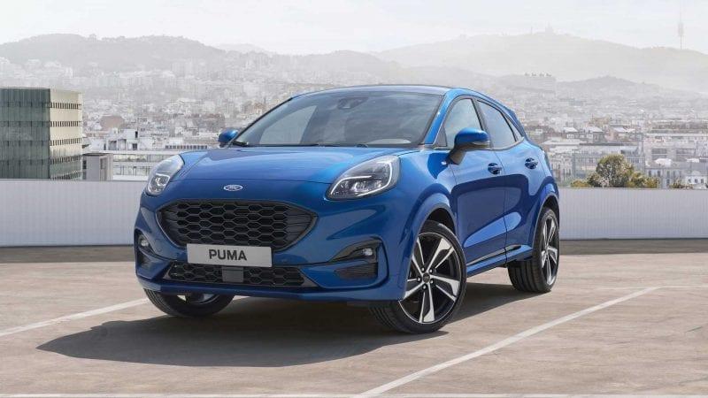Ford a prezentat noul Puma. SUV-ul producătorului american va fi asamblat la uzina din Craiova