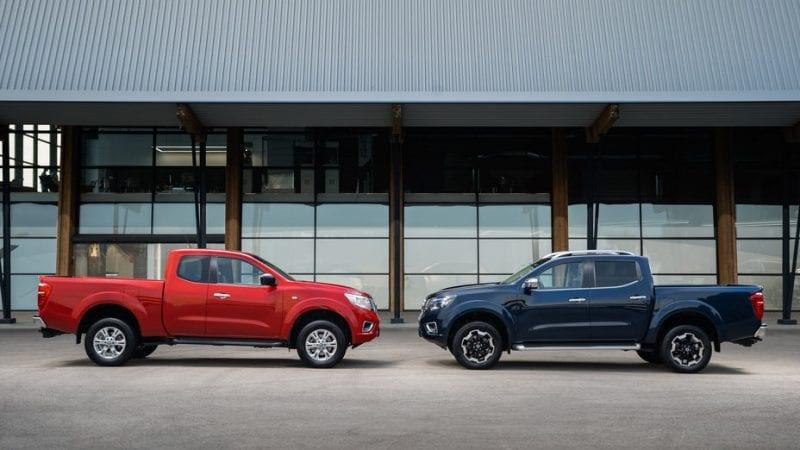 Nissan Navara a primit o serie de noutăți de natură tehnică