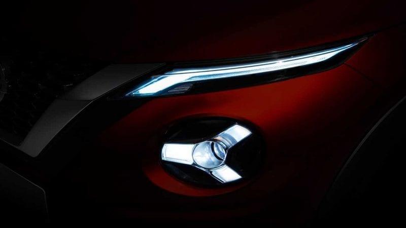 Nissan a publicat prima poză teaser care anunță noul Juke