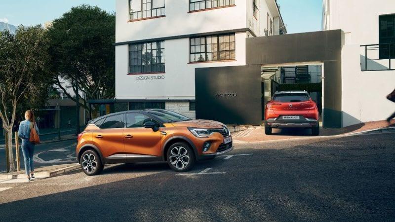 Renault a prezentat noua generație Captur. SUV-ul subcompact primește o motorizare plug-in hybrid