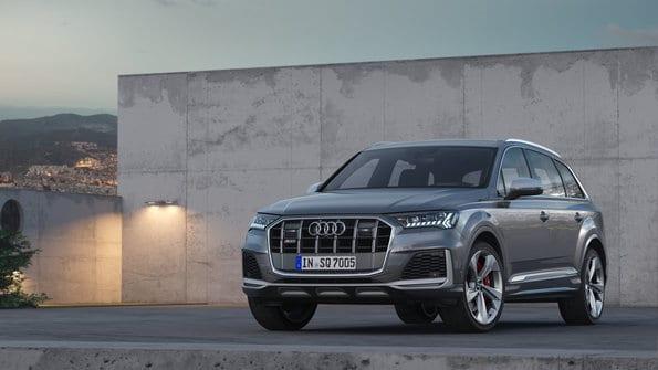 Audi lansează noul SQ7 TDI facelift