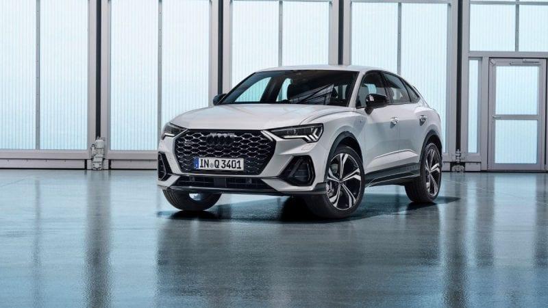 Audi a prezentat noul Q3 Sportback