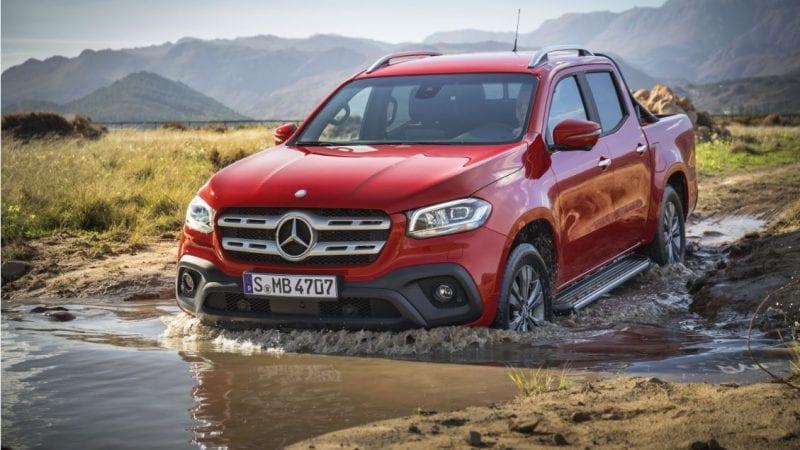Mercedes-Benz Clasa X primește două ediții speciale în România