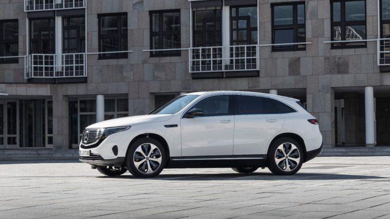 Mercedes-Benz EQC poate fi comandat și în România de la 75.922 de euro