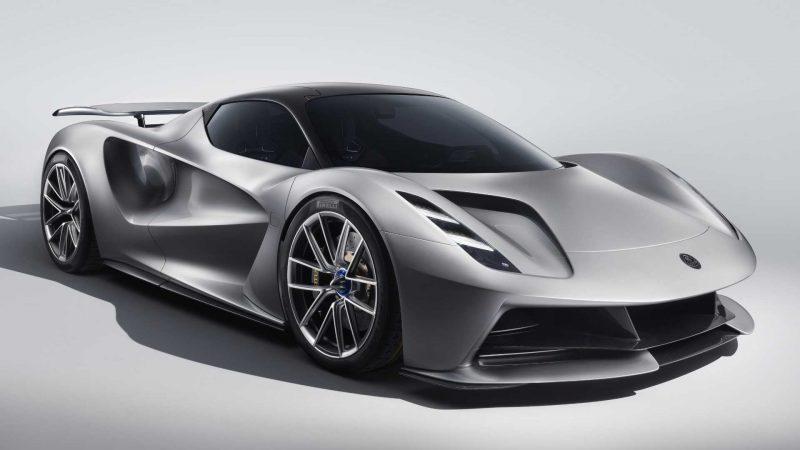 Lotus Evija va avea patru motoare electrice și 2.000 de cai putere
