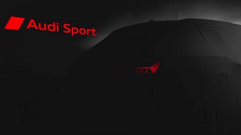 Audi a publicat un teaser pentru viitorul RS6 Avant