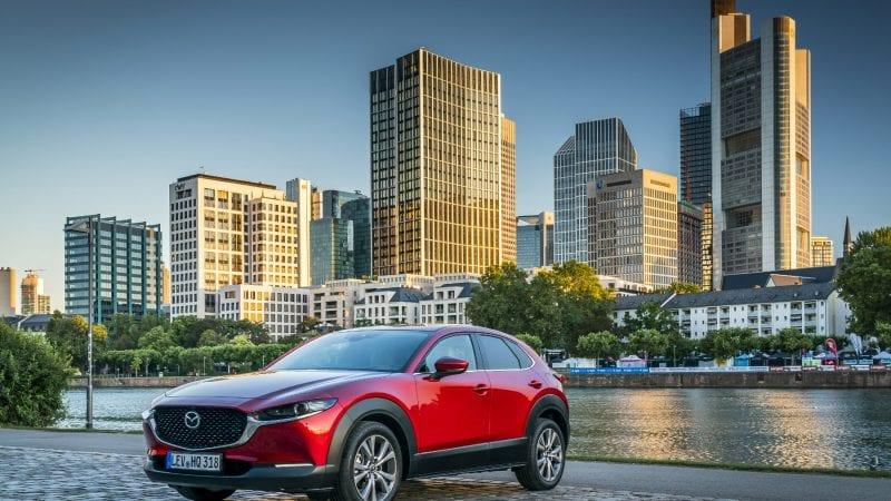 Noua Mazda CX-30 poate fi comandata si in Romania de la 21.190 de euro