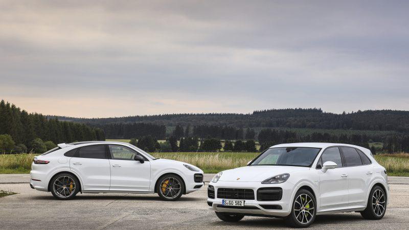 Porsche a prezentat noile versiuni PHEV ale lui Cayenne. 680 CP și autonomie electrică de până la 40 de kilometri