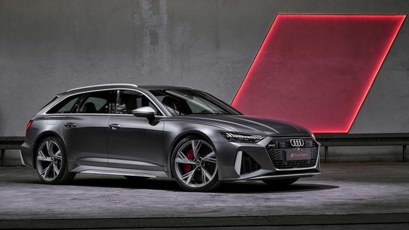Audi a publicat primele informații despre noul RS6 Avant