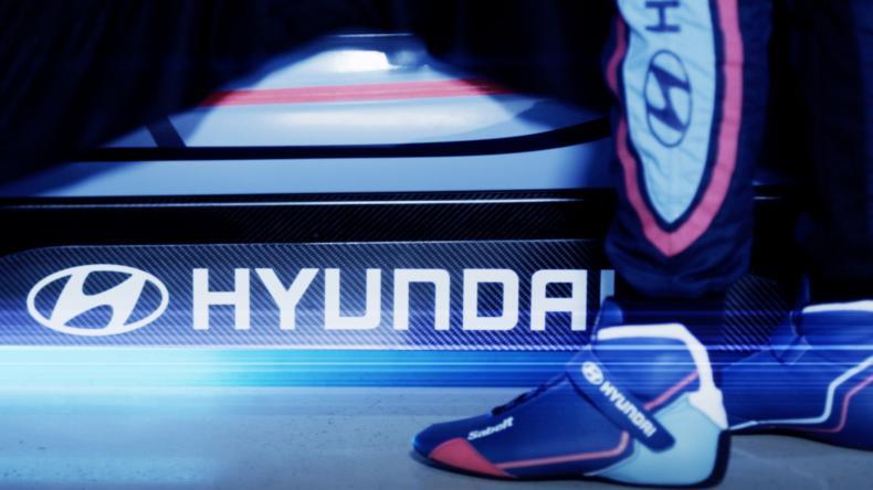 Primul teaser cu viitorul model electric de curse dezvoltat de Hyundai