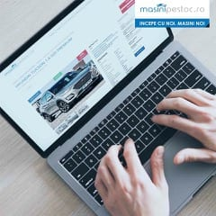 S-a lansat primul dealer digital de mașini noi din România