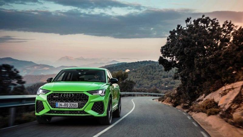 Audi a prezentat noile RS Q3 și RS Q3 Sportback