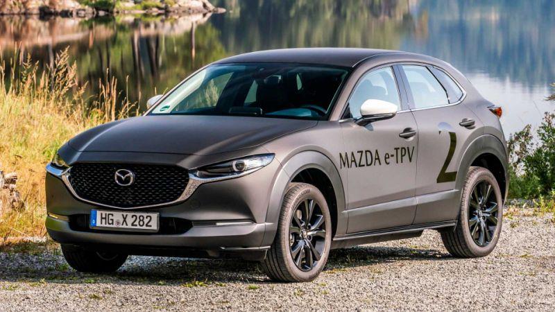 Primele informații despre viitorul model electric Mazda