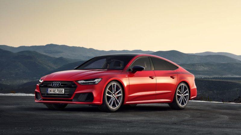 Audi A7 are variantă plug-in hybrid cu 367 de cai putere