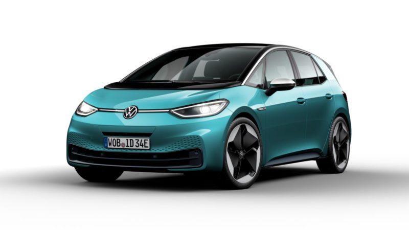 Volkswagen a prezentat ID.3, primul model electric al companiei din era nouă