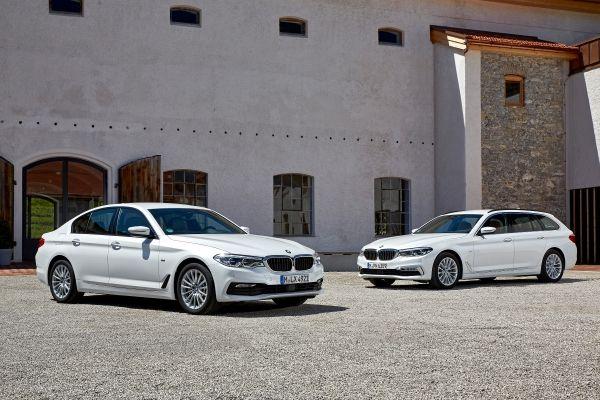 Versiune mild-hybrid pentru BMW Seria 5